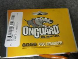 OnGuard 8056 Boxer Disc Lock Reminder New image 2