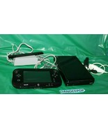Nintendo Wii U Handheld Video Game, Console WUP010 With Sensor And Contr... - $168.29