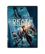 Maze Runner:The Death Cure DVD 2018 Brand New Sealed - $5.50
