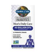 Garden of Life Dr. Formulated Probiotics Men's Daily Care 40 Billion 30 ... - $29.64