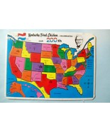 """""""Kentucky Fried Chicken Celebrates Our 200th"""" Jigsaw Puzzle  Colonel San... - $33.08"""