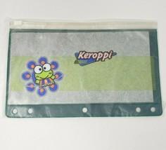 Vintage 1997 Sanrio Smiles KEROPPI Frog Stationery Green Plastic Pencil ... - $41.77