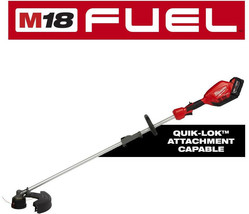 Milwaukee Cordless String Hedge Trimmer Attachment Kit 18V Lithium-Ion B... - $501.90