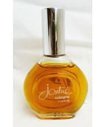 Jontue Revlon cologne splash 1 1/2 oz bottle almost full - $6.88