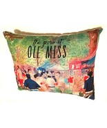 """The Grove At Ole Miss 14"""" x 18"""" Throw Pillow - $39.59"""