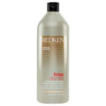 Redken Frizz Dismiss Shampoo Liter  - $37.04