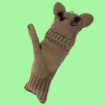 Flip Mittens Deer Unisex Mitten to Glove Conversion One Size Fits Most  image 2
