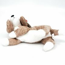 2000 Ty Beanie Baby Sniffer the Bloodhound Puppy Dog Beanbag Plush Doll Toy image 5