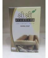 Sri Sri Ayurveda Sandal soap 2x100gm For Relaxes, Refreshes & Rejuvenate... - $10.61