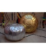 Ottoman pouf , home Decor , Moroccan poufs - $230.00