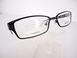 MODO TITANIUM Mod. 4002 (GRY) Matt Grey 50 x 17 140 mm Eyeglass Frames - $24.70