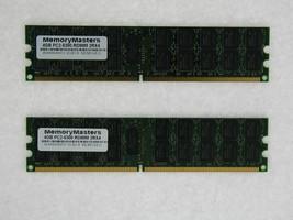 8GB (2X4GB Mem For Dell Poweredge 2970 6950 M605 M805 M905 R300 R805 - $97.02