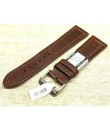 Alfa euro genuine leather watch band 22mm Premium calf  fits hamilton too - $20.40