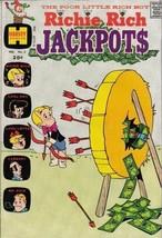 Richie Rich Jackpots Comic Book #3 Harvey Comics 1973 VERY FINE - $15.44