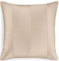 Hotel Collection Dimensions Champagne European Sham - $58.99