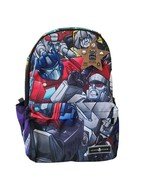 """Space Junk transformers backpack/11.5"""" W X 18"""" H X 8.5""""D/safety reflecto... - $20.70"""