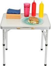 Camping Folding Table Outdoor Foldable Picninc Eating Patio Camp Garden ... - $65.14