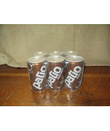 RARE! 1960's Full 6 Pack 12 Oz Cans PATIO ROOT BEER-Made By Pepsi Cola-S... - $49.95