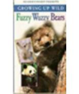 Fuzzy Wuzzy Bears Vhs - $9.25