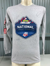 US Ski Team National Championships Steamboat 2016 Autographed Small T-Shirt image 1