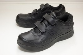 New Balance 8 Black Walking Shoe Men's - $29.00