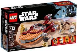 Lego Star Wars - Luke's Landspeeder - 75173 [New] Building Set Skywalker - $36.91