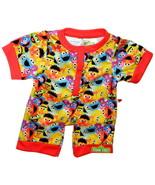 Build a Bear Sesame Street Characters Sleeper Colorful PJs Teddy Size Ou... - $39.99