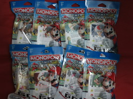 Monopoly Gamer Mario Board Game Power Pack Complete set of 8 - $73.00