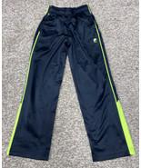 boys fila sweatpants black green 10/12 - $4.00