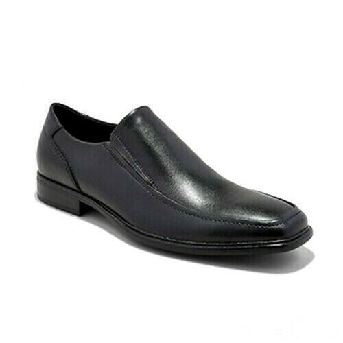 Goodfellow & Co. Noir Faux Cuir Jefferson Mocassin Chaussures à Enfiler Nwt