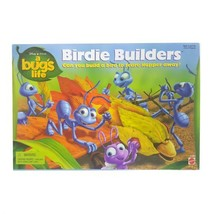 A Bugs Life Birdie Builders Board Game by Mattel - $31.49