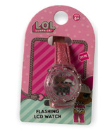 L.O.L. Surprise OMG Girls Watch Flashing Lights LCD Wristwatch Gift - $14.96