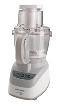 Black & Decker FP2500 PowerPro Wide-Mouth 10-Cup Food Processor, White - $56.42