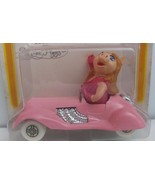 Vintage 1979 Corgi Miss Piggy in Pink Car Great Britain UK Mettoy 2032 M... - $35.27