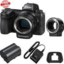 Nikon Z 6 Mirrorless Digital Camera with FTZ Mount Adapter Kit USA - $1,959.70