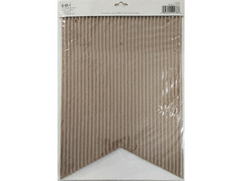 SEI Crafts Cardboard Pennant & Hanging Wire Kit image 2