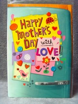 Brand New•Hallmark•DVD Greetings•Card•Mother's Day•Refrigerator Notes/Me... - $9.99