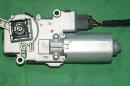 2001-2015 BMW Panoramic Sunroof Drive Motor Front Rear X3 X5 E61 E64 image 5