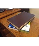 Leather - 1984 NIV Thinline Bible SMYTH SEWN New international Version - $102.46