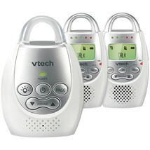 VTech DM221-2 Safe and Sound Digital Audio Baby Monitor with 2 Parent Units - $67.36