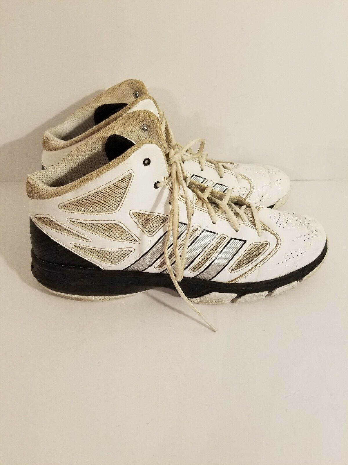 Primary image for Adidas Mens BasketBall Cross Em2 G99040 Torsion System Size 13 US