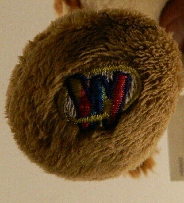 "Webkinz Ganz GIRAFFE HM403 Stuffed Beanbag Plush No Code 11"" tall image 7"