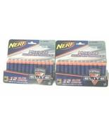 24 darts! 2 new Nerf N-Strike Elite Series 12-Dart Refill Pack - $11.76