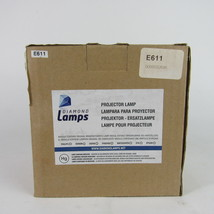 Diamond Lamps Projector Lamp w/Housing for MITSUBISHI XL5900U New - $112.19