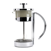 French Press Coffee, Cold Small Coffee And Tea Maker Cup Glass (10oz) - £35.80 GBP