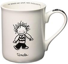 """Enesco 62132 Uncle Mug 4.5"""" H - $17.61"""