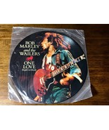 BOB MARLEY AND THE WAILERS~ ONE LOVE PEOPLE GET READY PICTURE DISC SEALE... - $246.51