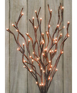 """Willow Twigs Lighted Branch - 19-3/4"""" Weddings/Patio/Porch/Mantel Home D... - $39.59"""
