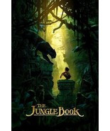 The Jungle Book DVD 2016 Disc Only,Family,Adventure Disney Authentic Lot... - $249.00