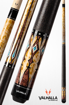 VA502 Pro Taper Valhalla Viking Cue Billiard Game Pool Stick Lifetime Warranty - $164.99+